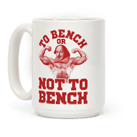 To Bench Or Not To Bench Mug