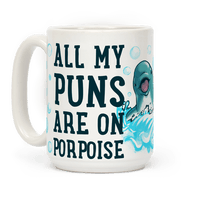 All My Puns are On Porpoise