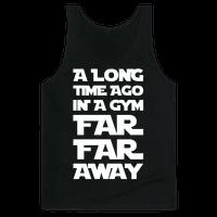 A Long Time Ago In A Gym Far Far Away