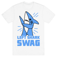 Left Shark Swag
