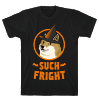 Doge: Such Fright!