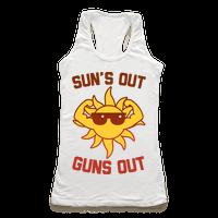 Sun's Out Guns Out