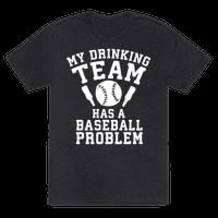 My Drinking Team Has a Baseball Problem