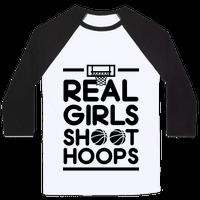 Real Girls Shoot Hoops