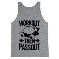 Workout then Passout (Snorlax)