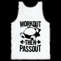 Workout then Passout (Snorlax)
