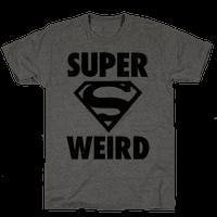Super Weird Tee