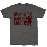 Bring In The Dancing Lobsters
