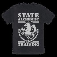 State Alchemist in Training