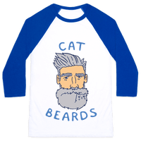 Grey Cat Beards