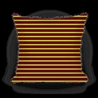 Gryffindor House Stripe Pattern