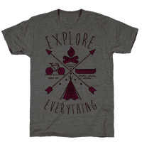 Explore Everything Tee