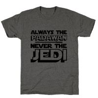 Never The Jedi