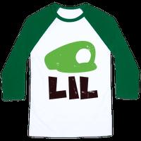 Super Bro Lil (Baseball Tee)