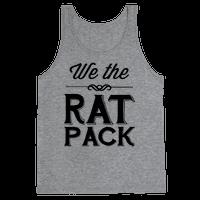 We The Rat Pack Tank