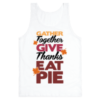 Gather Give Eat Pie