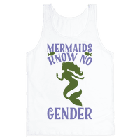 Mermaids Know No Gender