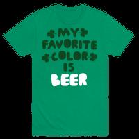 My Favorite Color Is Beer