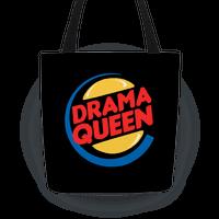 Drama Queen Burger Parody