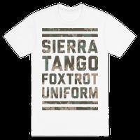 Sierra Tango Foxtrot Uniform