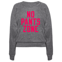 No Pants Zone