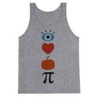 Eye Heart Pumpkin Pi (Tank)