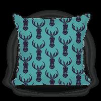American Folklore Jackalope Pattern