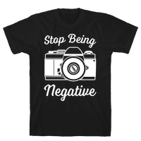 Stop Being Negative