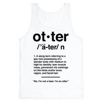 Otter Definition Tank