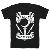 We Are Not Helpless Girls Moon Parody
