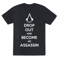 Become An Assassin