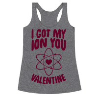 I Got My Ion You, Valentine