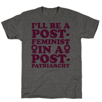 I'll Be a Post-Feminist