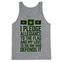 I Pledge Allegiance To The Flag (Army)