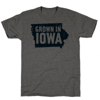Grown in Iowa