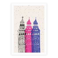 London's Big Bens