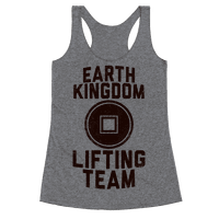 Earth Kingdom Lifting Team