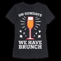 On Sundays We Have Brunch