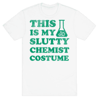 This is My Slutty Chemist Costume