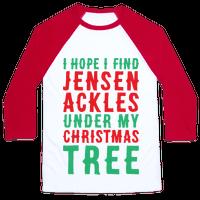 I Hope I Find Jensen Ackles Under My Christmas Tree