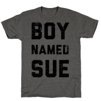 Boy Named Sue