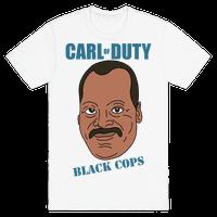Carl Of Duty: Black Cops