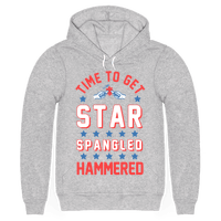 Star Spangled Hammered (crewneck)
