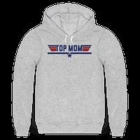 Top Mom Hoodie