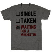 Single Taken Waiting For A Winchester