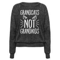 Grandcats Not Grandkids
