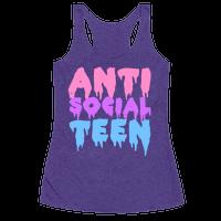 Anti Social Teen