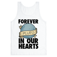 Pluto: Forever in our Hearts Tank