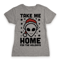 Take Me Home For The Holidays