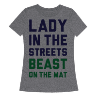 Lady In The Streets Freak On The Mat
